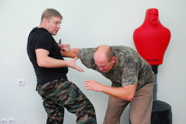 Индивидуальные занятия Программы обучения по рукопашному бою УНИБОС
